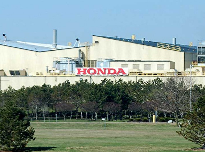 Honda Engine Plant